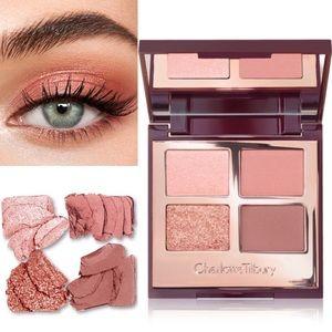NEW Charlotte Tilbury Luxury Eyeshadow Pillow Talk